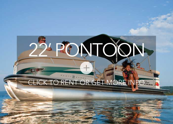 22′ Suntracker Regency Pontoon